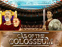 Call Of The Colosseum – онлайн игра на популярной платформе
