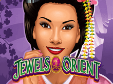 Jewels Of The Orient от Новоматик: играть онлайн